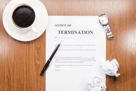 Terminated Merchant Accounts