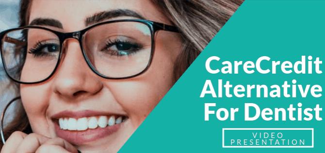 CareCredit Alternative, In-House Financing for Dentist