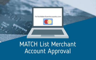 MATCH List Merchant Accounts