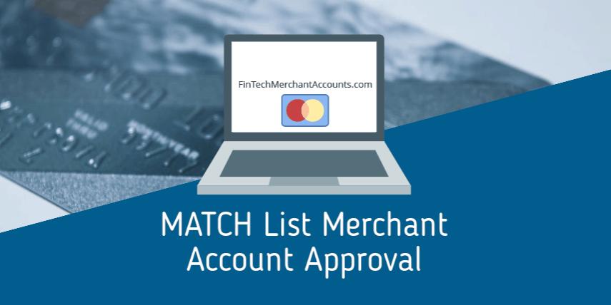 MATCH List Merchant Accounts