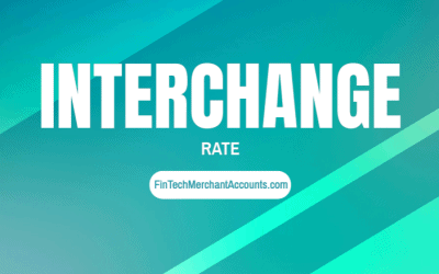 Interchange Rate and Payment Processing Fees