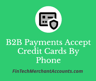 3 Reasons to Accept Credit Cards by Phone