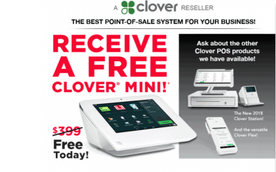 Free Clover POS To Grow Your Business