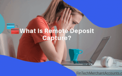 What Is Remote Deposit Capture?